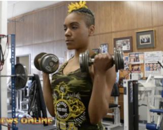 NPC Bikini Competitor Brooke Daniels Training In Prep For The 2019 Arnold Amateur