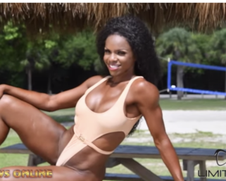 2019 J.M. Manion Miami IFBB Pro Bikini Shoot Featuring Ashley Jenelle Pt.2.