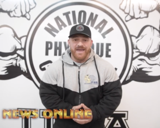 Flex Lewis Will Be Guest Posing  at the  2020 NPC/IFBB  Professional League Pittsburgh Pro