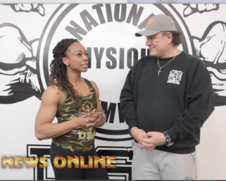 2020 Road To The Arnold: IFBB Professional League Figure Pro Julia Waring Interviewed By J.M. Manion