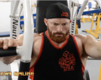 Workout: 7x 212 Olympia Winner Flex Lewis Chest Workout Video