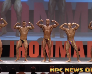 2019 NPC Washington ironman Naturally Men's Bodybuilding Finals