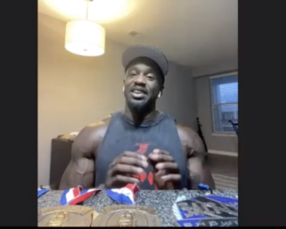 IFBB Pro League Interview Series: Men's Physique Pro George Brown interviewed by J.M. Manion