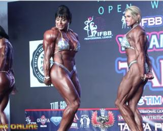 RECAP: 2019 IFBB Tampa Pro Women's Bodybuilding Complete Show