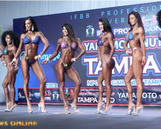 Recap: 2019 IFBB Tampa Pro Bikini Comparisons Video: 2020 Contest This Weekend!