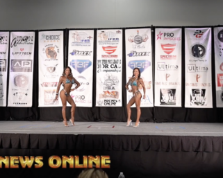 2020 NPC Northern California Open Masters Over 40 Bikini Finals
