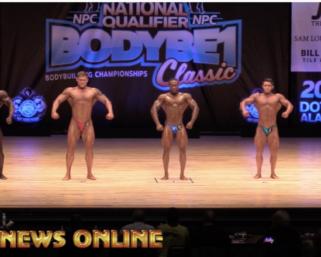 2020 NPC Body Be 1 Classic Bodybuilding Open Overall Video