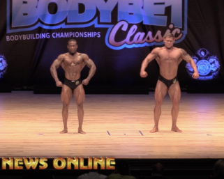 2020 NPC Body Be 1 Classic: Men's Classic Physique Open Overall Video