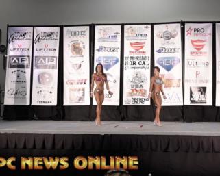 2020 NPC Northern California Open Masters Over 35 Bikini Finals Videos