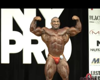 Recap: 2019 IFBB NY PRO 212  Bodybuilding Winner AHMAD ASHKANANI  Posing Routine