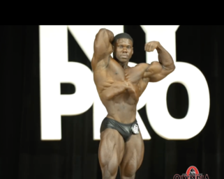 Recap: 2019 IFBB NY Pro Men's Classic Physique Winner Keone Pearson Posing Routine.