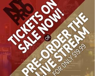 2020 IFBB Pro League NY Pro Ticket & Live Stream Information