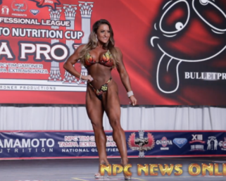 2020 @ifbb_pro_league Tampa Pro Wellness Finals Routines