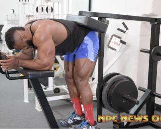 IFBB Pro League Interview Series: Classic Physique Pro Tony Taveras Workout