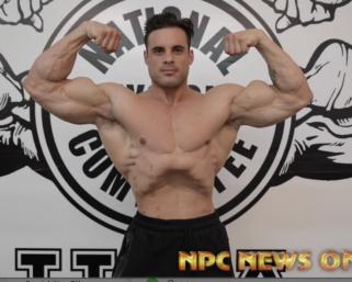 Posing Practice Video: IFBB Pro League Classic Physique Pro Logan Franklin