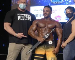 2020 NPC/IFBB Pro League SE Texas Pro Highlight Video