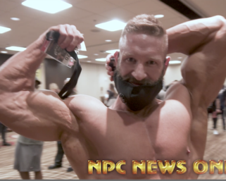 2020 NPC @philheath Classic Check in Video