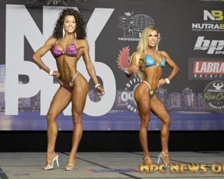 2020 IFBB Pro League New York Pro Bikini FInals & Awards Videos
