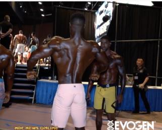 2019 NPC Nationals Men's Physique Backstage Pt.3 Video: 2020 NPC Nationals Info!