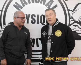 2020 NPC NATIONAL CHAMPIONSHIPS OCTOBER 2nd UPDATE