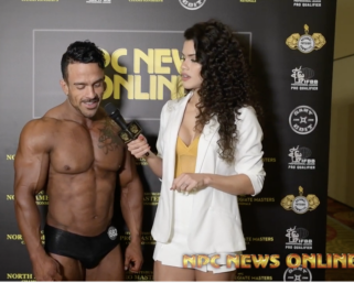 2020 NPC Teen Collegiate Masters Nationals Men's Classic Physique Winner Interviews COMPILATION With Etila Santiago. See all 7 interviews..