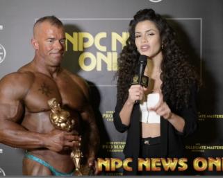 2020 NPC Teen Collegiate Masters Nationals Bodybuilding Winner Interviews COMPILATION