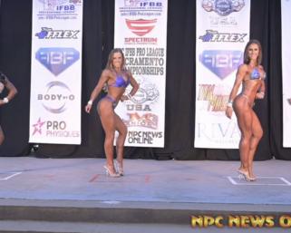 2020 NPC Sacramento Championships  Open Wellness Finals Video