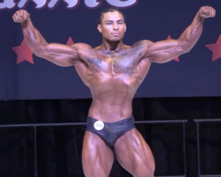 2020 NPC Muscle Beach Classic Men's Classic Physique Overall