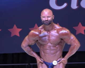 2020 NPC Muscle Beach Classic Bodybuilding Overall