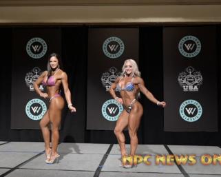 2020 NPC Whitney Jones Classic Wellness Finals