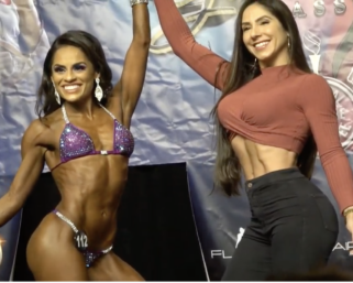 2020 NPC Adela Garcia Classic Bikini Overall