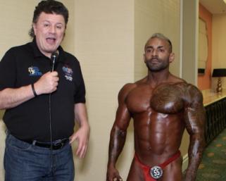 2020 NPC Universe Bodybuilding Overall Winner Ulises Gonzalez After Show Interview