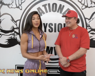 2020 Road To The Olympia Interview with IFBB Pro League Bikini Pro Lauralie Chapados