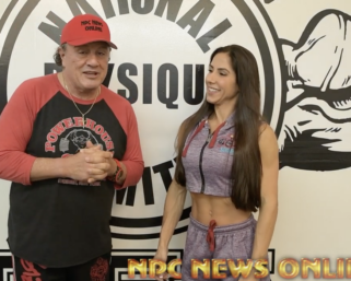 2020 Road To The Olympia Interview With 2x IFBB Pro League Bikini Olympia Champ Angelica Teixeira