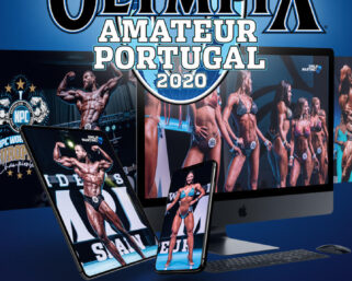 OLYMPIA AMATEUR PORTUGAL LIVE – 2 DAY PASS TICKET