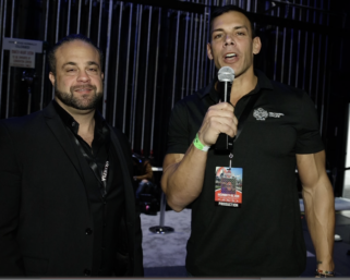 2020 Olympia: Olympia Producer Tamer El Guindy & Frank Sepe