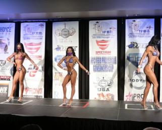 2020 NPC Governor's Cup Open Bikini Finals Video