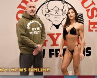 NPC, IFBB Pro League Bikini Posing Tips With 2x Olympia Champ Angelica Teixeira & Steve Weinberger