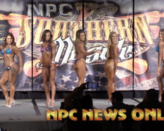 2020 NPC Southern Muscle Bikini Finals Video