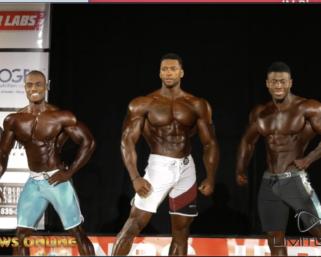 2019 IFBB Pittsburgh Pro Men's Physique Finals Video