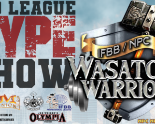 Pro League Hype Show: IFBB Pro  and show promoter Robyn Maher Gives The Details On The Wasatch Warrior
