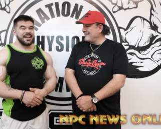 Road To The NPC Pittsburgh 2021: NPC Bodybuilder  Eleazar Miller interviewed by J.M. Manion