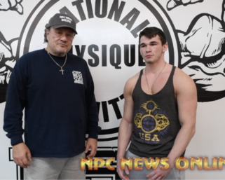 Road To The NPC Pittsburgh 2021  Cam Loughran NPC Men's Physique Interview