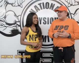 Road To The IFBB Pittsburgh Pro 2021 – Michelle Simmons Interview With J.M. Manion