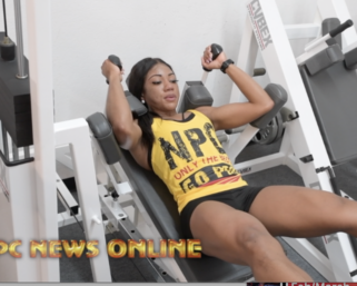 Road To The IFBB Pittsburgh Pro 2021 – Michelle Simmons Training