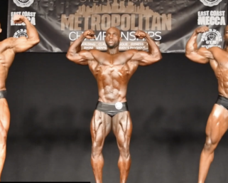 2019 NPC Steve Stone Metropolitan Championships Classic Physique Onstage Video : 2021 Contest Information