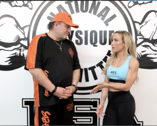 Road To The IFBB Pittsburgh Pro 2021 – Jessica Koston