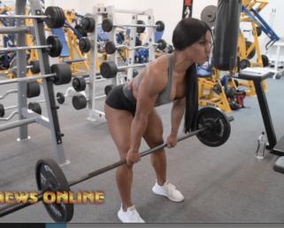 Road To the IFBB Pittsburgh Pro 2021: Yarishna Ayala Workout