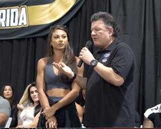 2021 NPC:IFBB Professional League Miami AdVice Florida Superstar Seminar Pt 3
