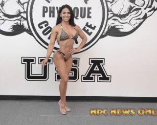 Road To The IFBB Pittsburgh Pro 2021 – Renee Harshey Posing